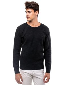 Suéter London Basic Black