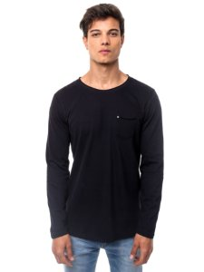 Camiseta Cotton Winter Black