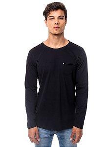 Camiseta Cotton Winter Black