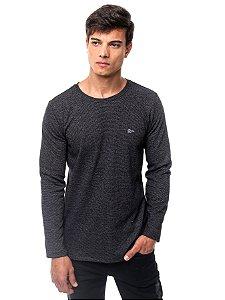 Camiseta Cotton Vancouver Preta