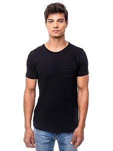 Camiseta Flamê Preto