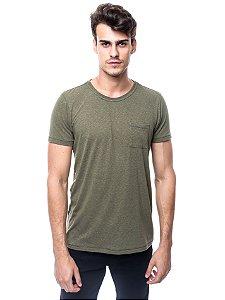 Camiseta Sustentável Pet Verde