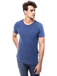Camiseta Sustentável Pet Azul