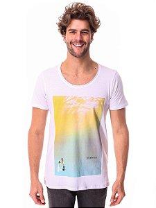 Camiseta Mergulhador Cavada