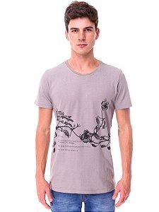 Camiseta Suavidade Cinza