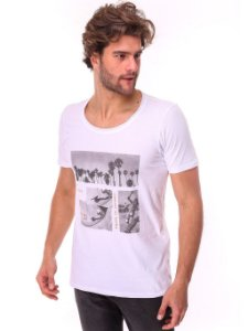Camiseta Pieces of Summer Cavada
