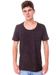 Camiseta Preta Stoned