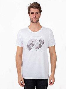 Camiseta Desire Branca