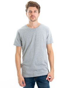 Camiseta Essential Cinza
