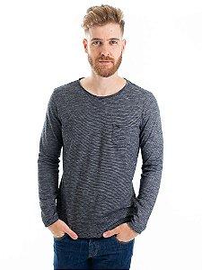 Camiseta Full Lines Preto