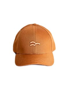 Boné Polo Hat Brown
