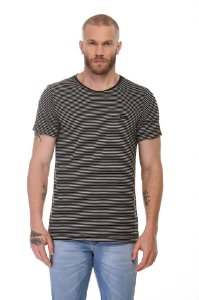 Camiseta Stripes