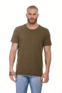 Camiseta Essential Verde