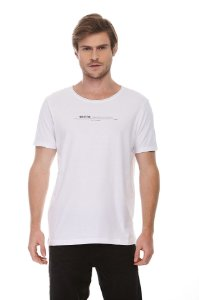 Camiseta Your Attitude Branca