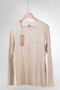 Camisa ML Euro Natural