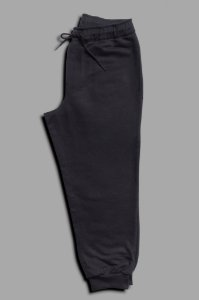 Calça Moletom Basic Black