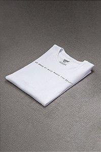 Camiseta Better Branca