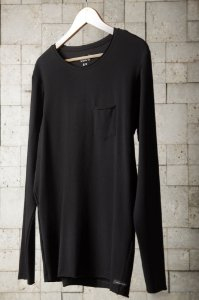 Camiseta ML Cotton Black