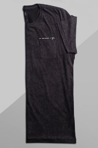 Camiseta Urbô Clothing Bolso Preto