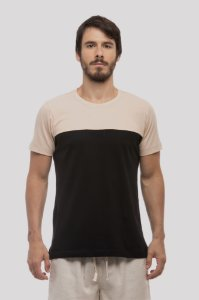 Camiseta Duo Black Coffee Natural
