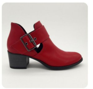 Bota Red Fivela