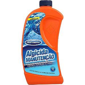 ALGICIDA MANUTENÇÃO HIDROAZUL