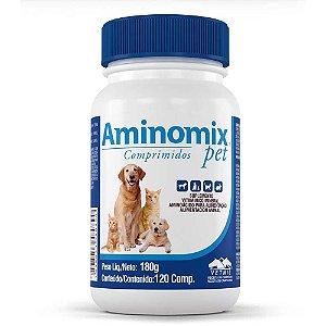 AMINOMIX PET COMPRIMIDO 180GR