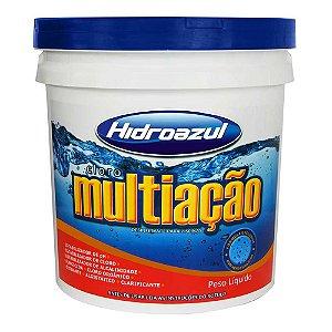 BALDE CLORO MULTI-AÇAO 10KG