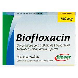 BIOFLOXACIN 150MG C/10 COMP