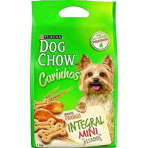 BISCOITO DOG CHOW integral  MINI 1 KG