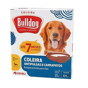Bulldog Coleira Antipulgas e Carrapatos 7