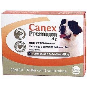 CANEX PREMIUM 3.6 G-CAES 40KG