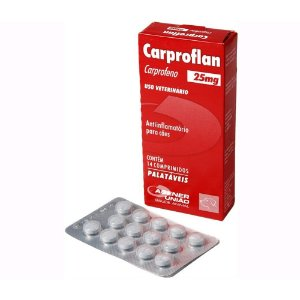 CARPROFLAN 25MG