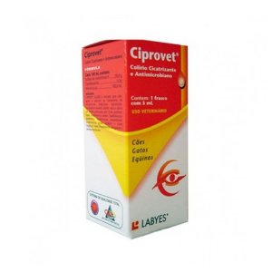 CIPROVET COLIRIO 5ML