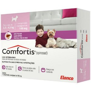 COMBO COMFORTIS 2,3 A 4,5 KG