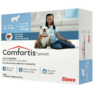 COMFORTIS 18 A 27 KG 810 MG
