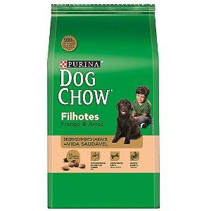 DOG CHOW Filhotes Frango e Arroz 15KG