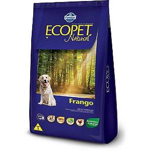 ECO PET NATUTAL FRANGO 15KG