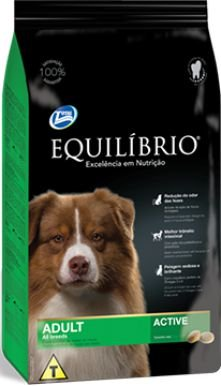 EQUILIBRIO ACTIVE ALL BREEDS ADULT 15KG