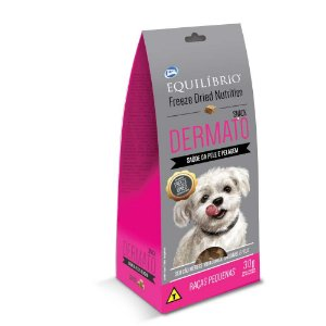 EQUILIBRIO FREEZE DRIED SNACK DERMATO 30G