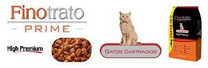 FINOTRATO GATO PRIME CASTRADOS 10,1 kg