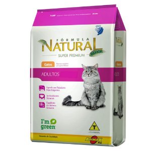 FORMULA NATURAL GATOS ADULTOS 7KG