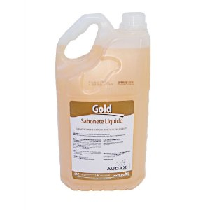 GOLD SABONETE PESSEGO 5LT