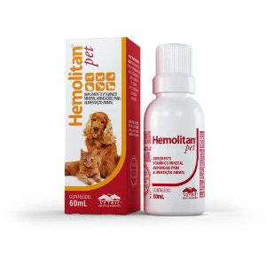 HEMOLITAN PET GOTAS 60ML