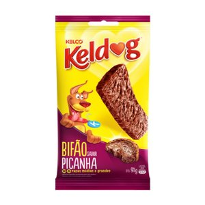 KELDOG BIFÃO PICANHA 91GR