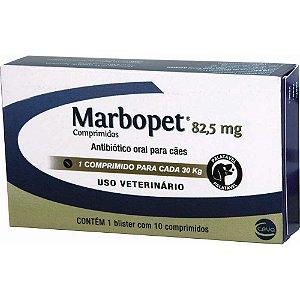 MARBOPET 30 KG 82,5 MG