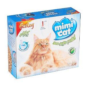 MIMI CAT GRANULADO HIG. DE MADEIRA 1,5 KG