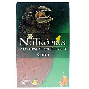 NUTROPICA CURIO/PASSAROS BRASILEIROS 300GR