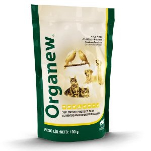 ORGANEW  PET 100GR
