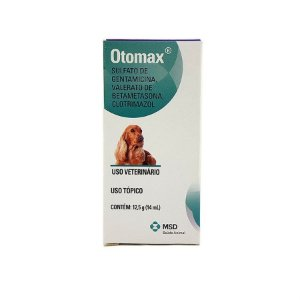 OTOMAX POMADA 12,5 GRS